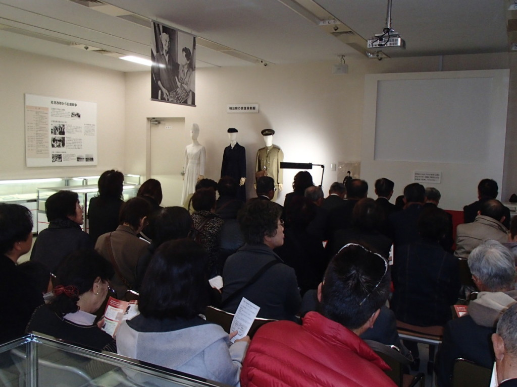 川上村戦没者遺族会靖国神社参拝事業